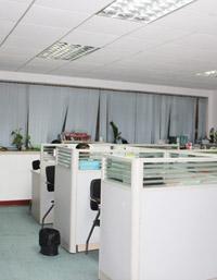 新丽洁·办公室一角