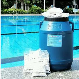 游泳池水质消毒不建议用漂白水而是采用强氯精因为什么原因