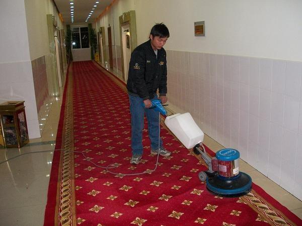 福利洁告诉您酒店清洁设备的保养和维护知识