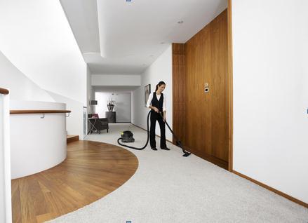 福利洁教你如何用酒店清洁设备做清洁高效又省力