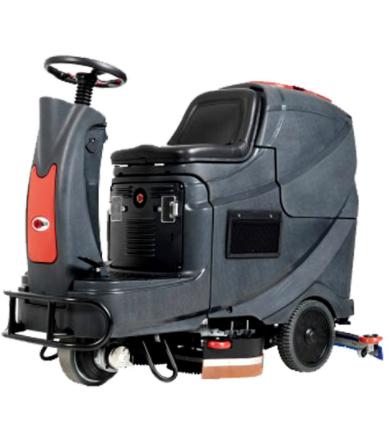 手推式洗地机和驾驶式洗地机有什么不同