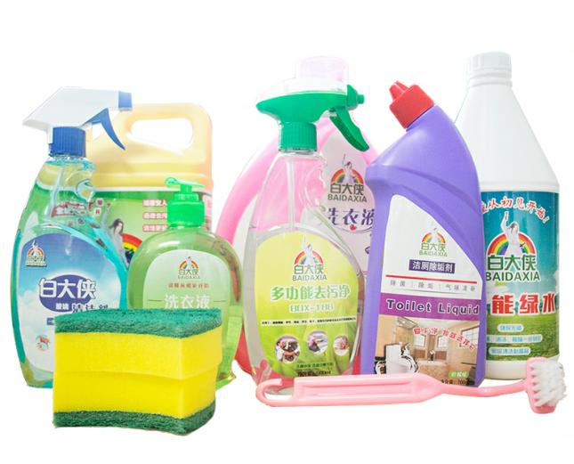 常用清洁剂使用方法汇总