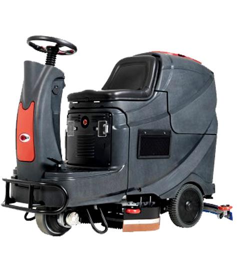威霸   驾驶式洗地机
