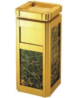 海棠角烟灰垃圾桶