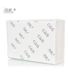洁柔商用200餐巾纸 擦手纸