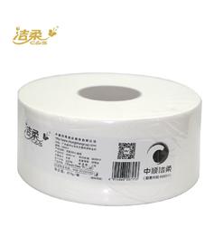 洁柔AX003-01 850盘纸 2层 810g/卷