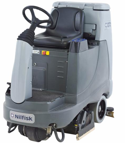力奇 全自动驾驶式洗地机