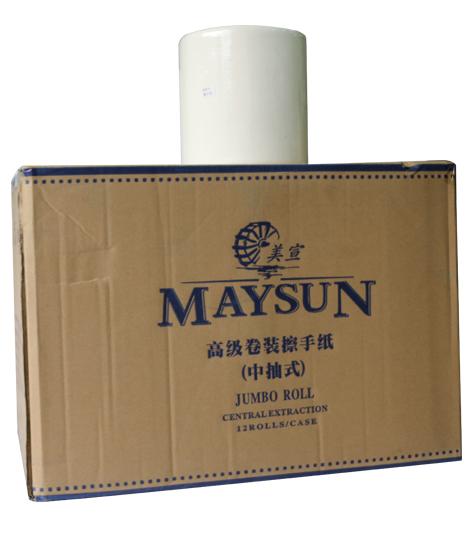 美宣MAYSUN  中抽式擦手纸