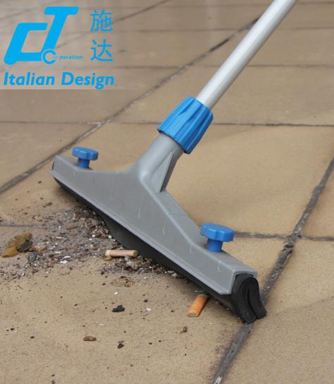 意大利CT施达 室内花园瓷砖地板刮推水器刮水器 橡胶胶条地面水刮