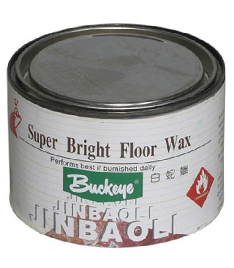 百丽500g白蛇蜡家具塑胶地板木地板大理石云石蜡固体蜡