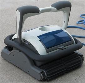 虎鲸第三代HJ3010吸污机、游泳池全自动吸污机、自动水下吸尘器