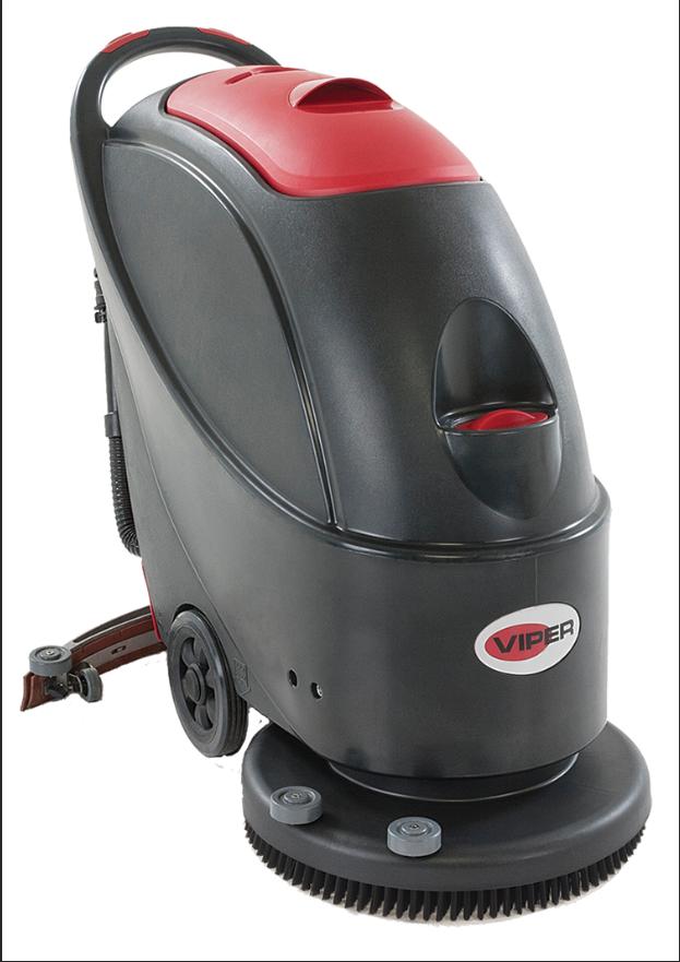 威霸 电瓶式全自动洗地机 洗地吸干机