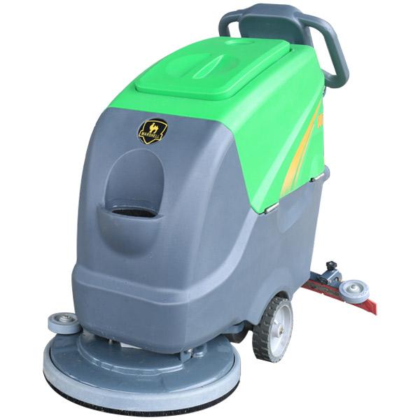 玛西尔手推式全自动洗地机