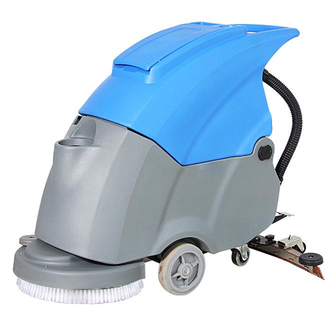 手推式洗地机工业工厂超市商用地面清洗