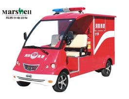 带水箱电动消防车(DVXF-3)
