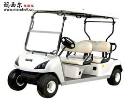 四人座电动高尔夫球车(DG-C4)
