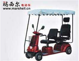 电动老年代步车(DL24800-4)