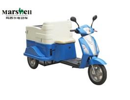 电动三轮挂桶车-电动环卫车(DHWQY-8)