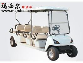 六人座电动高尔夫球车(DG-C4+2)
