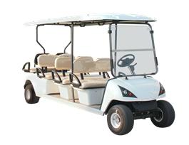 八人座电动高尔夫球车(DG-C6+2)
